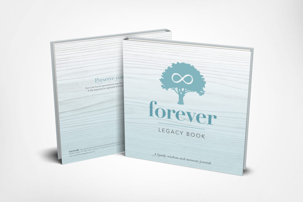 Book cover for Forever Legacy Book