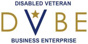 Disabled Veteran Business Enterprise logo